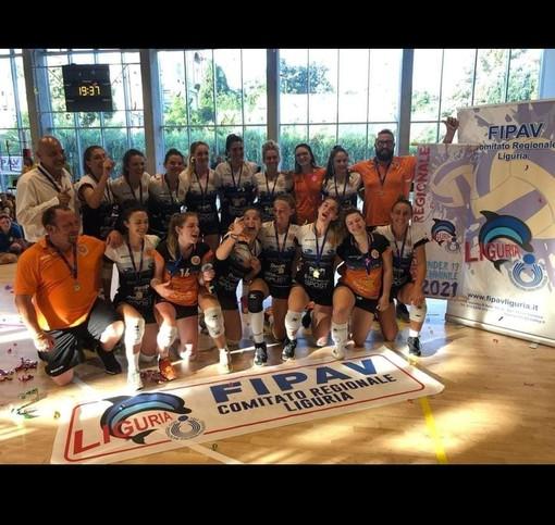 VOLLEY Le giovani U19 Serteco sono campionesse regionali
