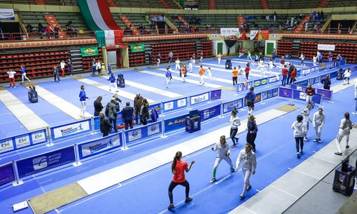 SCHERMA Campionati Italiani Under 23 a Forlì