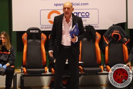 VOLLEY Coach Mario Barigione ammesso al Corso Nazionale Coni per i Tecnici di IV Livello Europeo