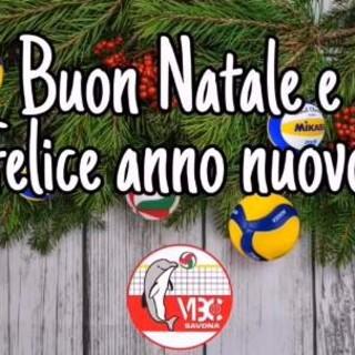 VOLLEY Buon Natale dal VBC SAVONA