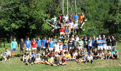 RUGBY A Vara Inferiore il Campus delle Province dell'Ovest