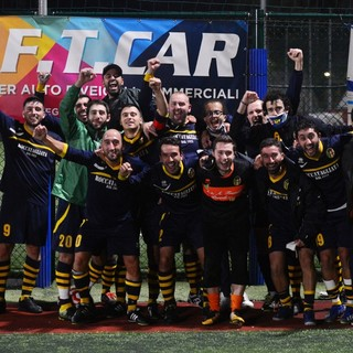 CALCIO UISP Valponte campione provinciale di Calcio a 7