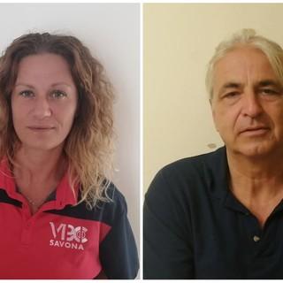 VOLLEY/VBC SAVONA Intervista a Ivana Druetti e Luciano Mondelli