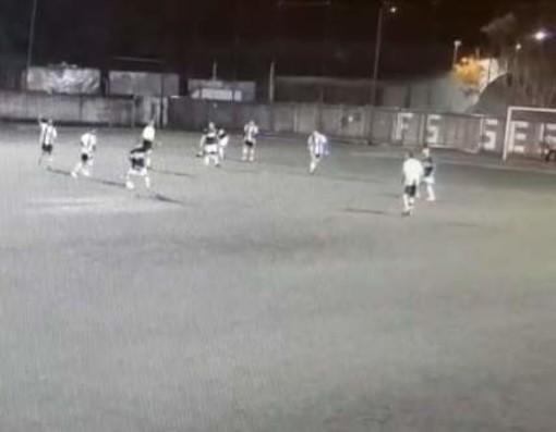 VIDEO Borzoli-Ruentes, lo straordinario gol di Daniele Ventura