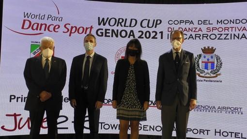 A Genova la Coppa del Mondo di Danza Paralimpica