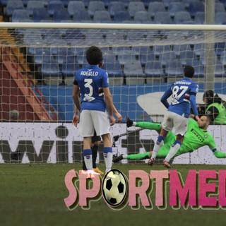 FOTOSERVIZIO: Sampdoria-Inter