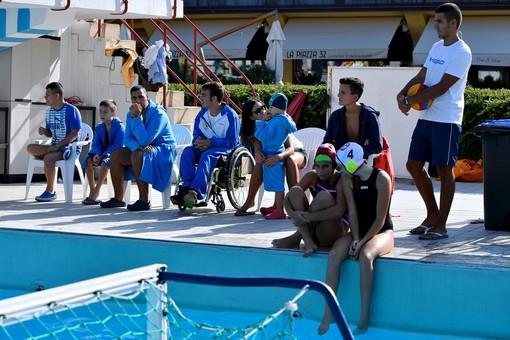 Open Day per disabili: grande successo per l'iniziativa di Waterpolo Columbus Ability e Nuotatori Genovesi