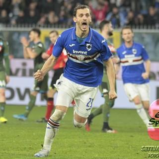 FOTOGALLERY Le immagini di Sampdoria-Napoli