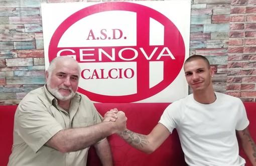 GENOVA CALCIO C'è l'accordo con Nelli