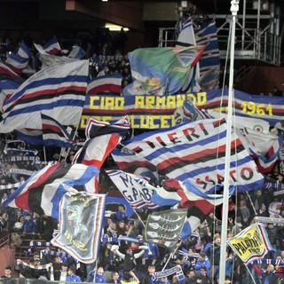 FOTO-TIFO Le immagini di Sampdoria-Napoli