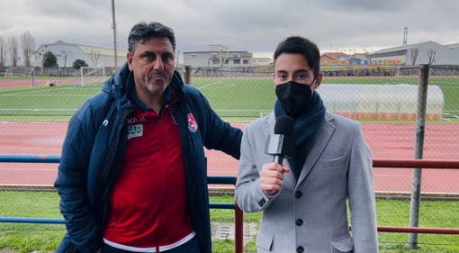 VIDEO/ VADO-GOZZANO: L'INTERVISTA AD ANTONIO SODA