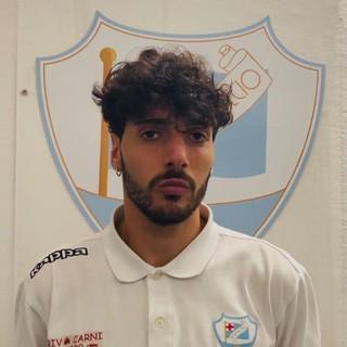 VIDEO/ Sanremese-Arconatese: l'intervista a Giacomo Romano