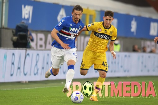 FOTOSERVIZIO: Sampdoria-Parma