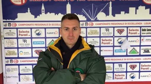 VIDEO Cornigliano-Montoggio, il commento del Team Manager neroverde Reno