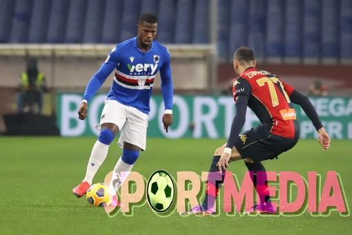 FOTOSERVIZIO: Genoa-Sampdoria