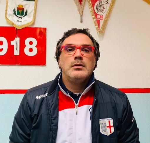 Video Atletico Genova-Atletico Quarto: il commento di Federico Zuffanti