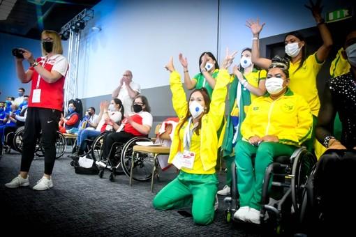Buona la prima (giornata) a Genova  per la Coppa del Mondo di Danza Paralimpica