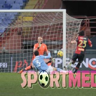 FOTOSERVIZIO: Genoa-Lazio