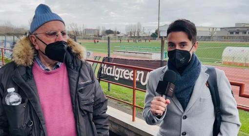 VIDEO/ VADO-GOZZANO: L'INTERVISTA A FRANCO TARABOTTO