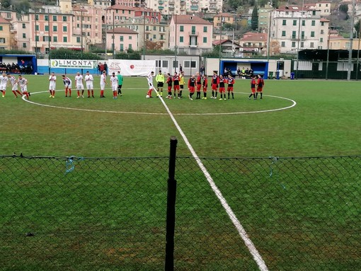 Atletico Genova vs Borgo Incrociati