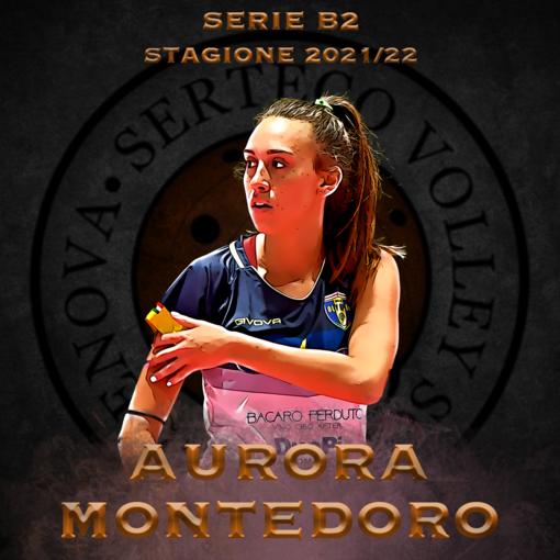 VOLLEY L'opposto Aurora Montedoro farà parte del roster Serteco