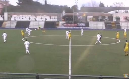 VIDEO Albenga-Alassio 4-0
