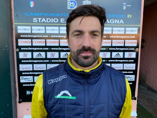 VIDEO/LAVAGNESE-SANREMESE Intervista a Matteo Andreoletti