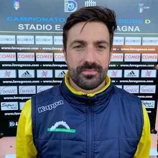 VIDEO/LAVAGNESE-SANREMESE Intervista a Matteo Andreoletti