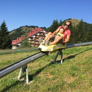 Ad Artesina un mese di agosto ricco di eventi, sport e divertimento con Bob estivo, bike park e tubing