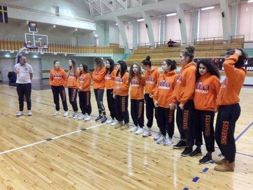 Due successi nella seconda tappa EGBL per Basket Pegli