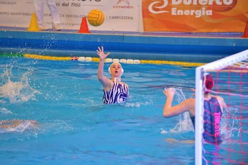 PALLANUOTO DONNE/ Bogliasco-Trieste 4-3