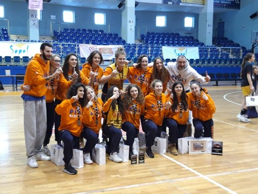 Basket Pegli in Lettonia per il terzo atto dell'European Girls Basketball League