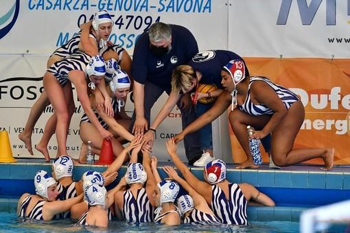 PALLANUOTO FEMMINILE/ Bogliasco-Florentia 7-4