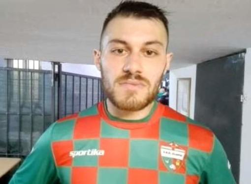 """SORI Gol con dedica per Matteo Bucchieri: """"Al mio amico Luca Wipalo"""""""