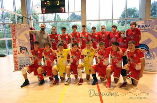 Finali Regionali Coppa Italia di Divisione : Pallavolo Carcare conquista un primo e un secondo posto