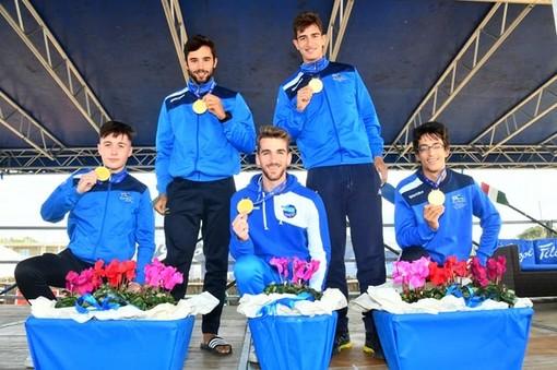 CANOTTAGGIO Sette medaglie per la Liguria remiera all'European Rowing Coastal Challenge