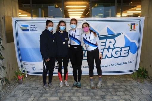 CANOTTAGGIO Quattro affermazioni liguri nella regata Pusiano Winter Challenge