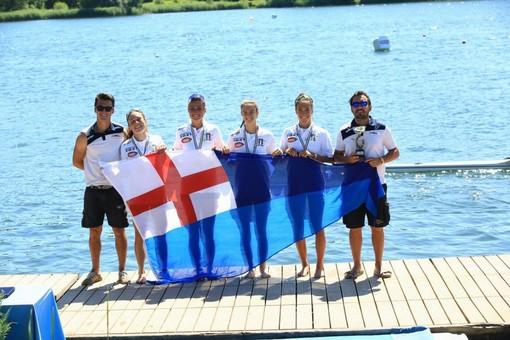 CANOTTAGGIO Supercampionato: Rowing tre volte campione d'Italia