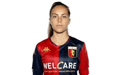 SERIE C CALCIO FEMMINILE MVP 5ª giornata: Carola Spotorno (Genoa)