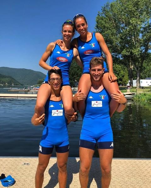 CANOTTAGGIO Partono i Mondiali Under 23. Rowing Club Genovese cala il poker