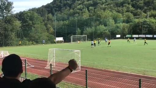 VIDEO L'incredibile gol non visto dall'arbitro in Cornia-Rupinaro