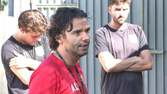 IMPERIA Cambia l'allenatore della prima squadra