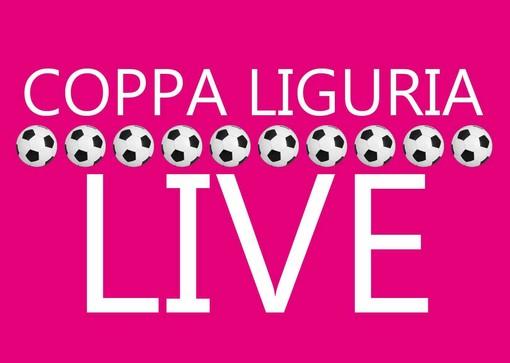 COPPA LIGURIA PRIMA CATEGORIA Il live della domenica