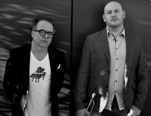 """Da oggi online il nuovo video (""""Sally"""" di Vasco Rossi, in versione strumentale) del duo jazz MARCO VEZZOSO e ALESSANDRO COLLINA"""