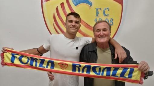 FINALE Giacomo Caligaris è ufficialmente un giocatore giallorosso