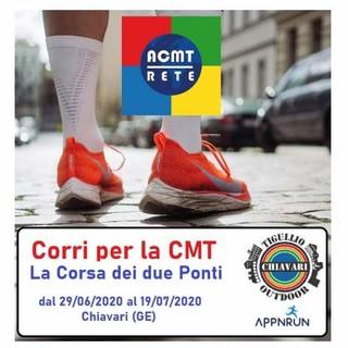 Corri per la Charcot-Marie-Tooth – La Corsa dei due Ponti