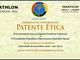 CADERISSI premiato dal Panathlon con la Patente Etica