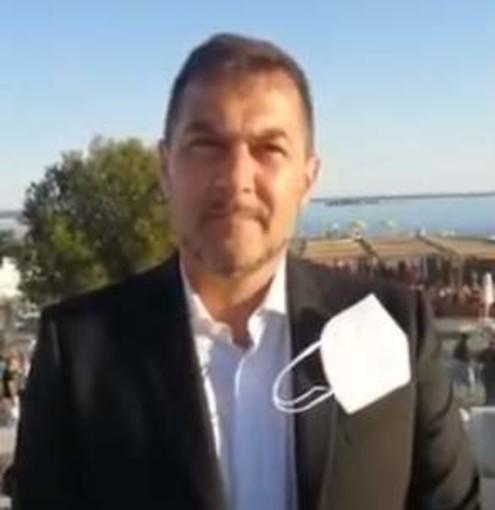 VIDEO La presentazione della West Beach Genova con Marco Doragrossa
