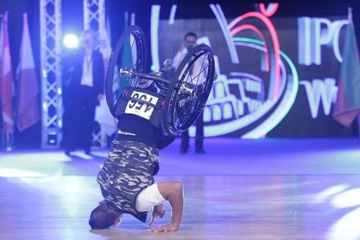 Coppa del Mondo di Danza in Carrozzina a Genova con coreografie ed evoluzioni spettacolari