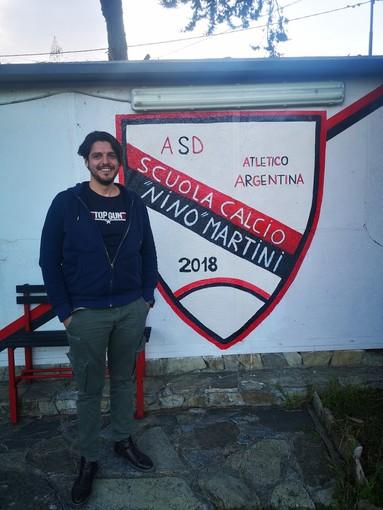 ATLETICO ARGENTINA/ PER IL SETTORE GIOVANILE ARRIVA ALESSANDRO ENEIDE